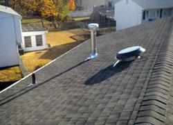 New Roof, B Vent U0026 Attic Fan   Brick, NJ
